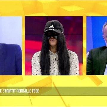 """""""Shqipëria Live""""/ Dy striptiste debatojnë në studio me Hoxhën dhe klerikun ortodoks"""