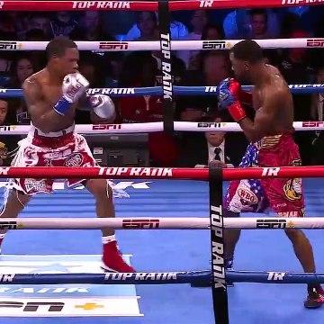 Jamel Herring vs Lamont Roach (09-11-2019) Full Fight