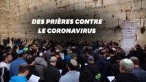 Coronavirus: À Jérusalem, des prières de masse au Mur des Lamentations veulent faire reculer l'épidémie