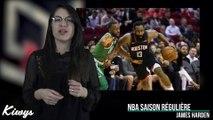 NBA : aperçu des statistiques de la saison régulière