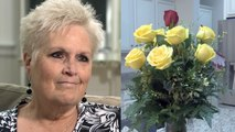 Widow's Husband Sends Valentine's Day Gift From Heaven