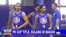 PH Cup title, kulang ni Baguio