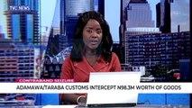 Adamawa/Taraba customs intercept N98.3m worth of goods