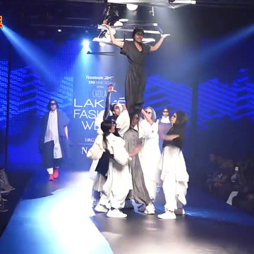 Aditya Roy Kapur Walks the Ramp at Lakme Fashion Week 2020