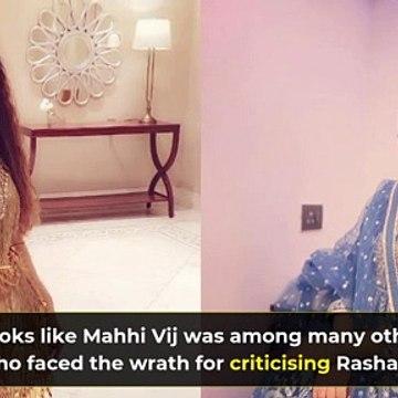 Bigg Boss 13: Mahhi Vij Accuses Rashami's PR Of Writing Sh*t; Actress' PR Responds, 'We Know How Much Rash Loves U'