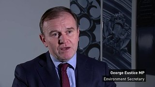 Environment Secretary defends flood response