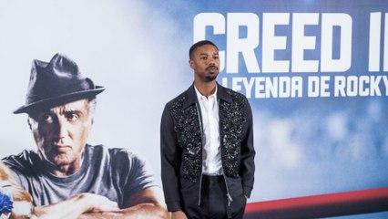 Michael B. Jordan honours friend Kobe Bryant in All-Star game film tribute