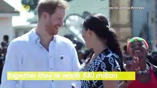 How Much Money Meghan Markle & Prince Harry Will Need to Keep up With Their Lavish Lifestyle Post 'M