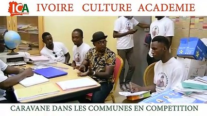 IVOIRE CULTURE ACADEMIE ''ICA'' BANDE ANNONCE