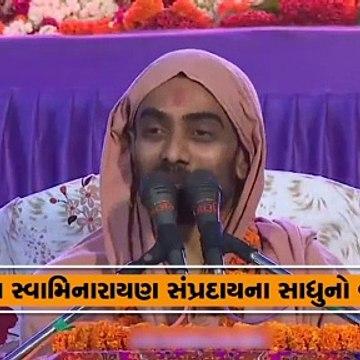 કૃષ્ણસ્વરુપદાસ સ્વામીનો વીડિયો સામે આવ્યો, માસિક ધર્મમાં રહેલી સ્ત્રીના હાથે બનેલા રોટલા ના ખાવા જોઈએ