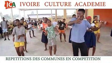 IVOIRE CULTURE ACADÉMIE  répétition KOUMASSI VS PORT BOUET