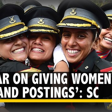 'Insult to Women': SC Raps Govt Stance on Women Army Officers