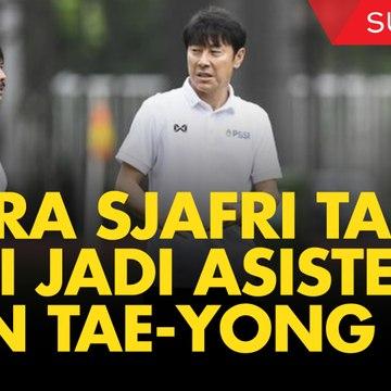 Indra Sjafri Tak Lagi Jadi Asisten Shin Tae-yong, PSSI Berikan Jabatan Baru