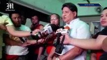 WATCH: Peter Advincula a.k.a. Bikoy posts bail at the Quezon City Metropolitan Trial Court on Monday