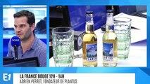 La France bouge : Adrien Perret fondateur de Plantus, boissons saines aux saveurs et arômes naturels des plantes