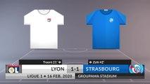 Match Review: Lyon vs Strasbourg on 16/02/2020