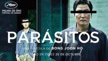 Parásitos - Tráiler (ESPAÑOL)