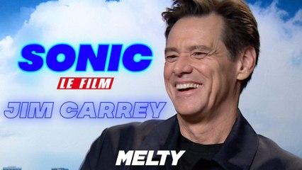 """Jim Carrey - """"Comme The Mask, Sonic parle à plusieurs générations"""""""