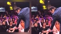 Salman Khan ने Asim Riaz की भतीजी को दी सबके सामने Chocolate |FilmiBeat