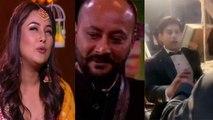 Siddharth Shukla calls Shehnaz Gill father Dad in Bigg Boss 13 finale  FilmiBeat