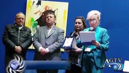 Premio Valarioti Impastato per Ignazio Cutrò. News Agrigentotv