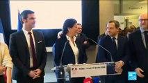 Ministère de la Santé : Agnès Buzyn émue aux larmes lors de sa passation de pouvoirs