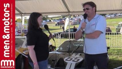 James Martin Interview - Carfest South 2019