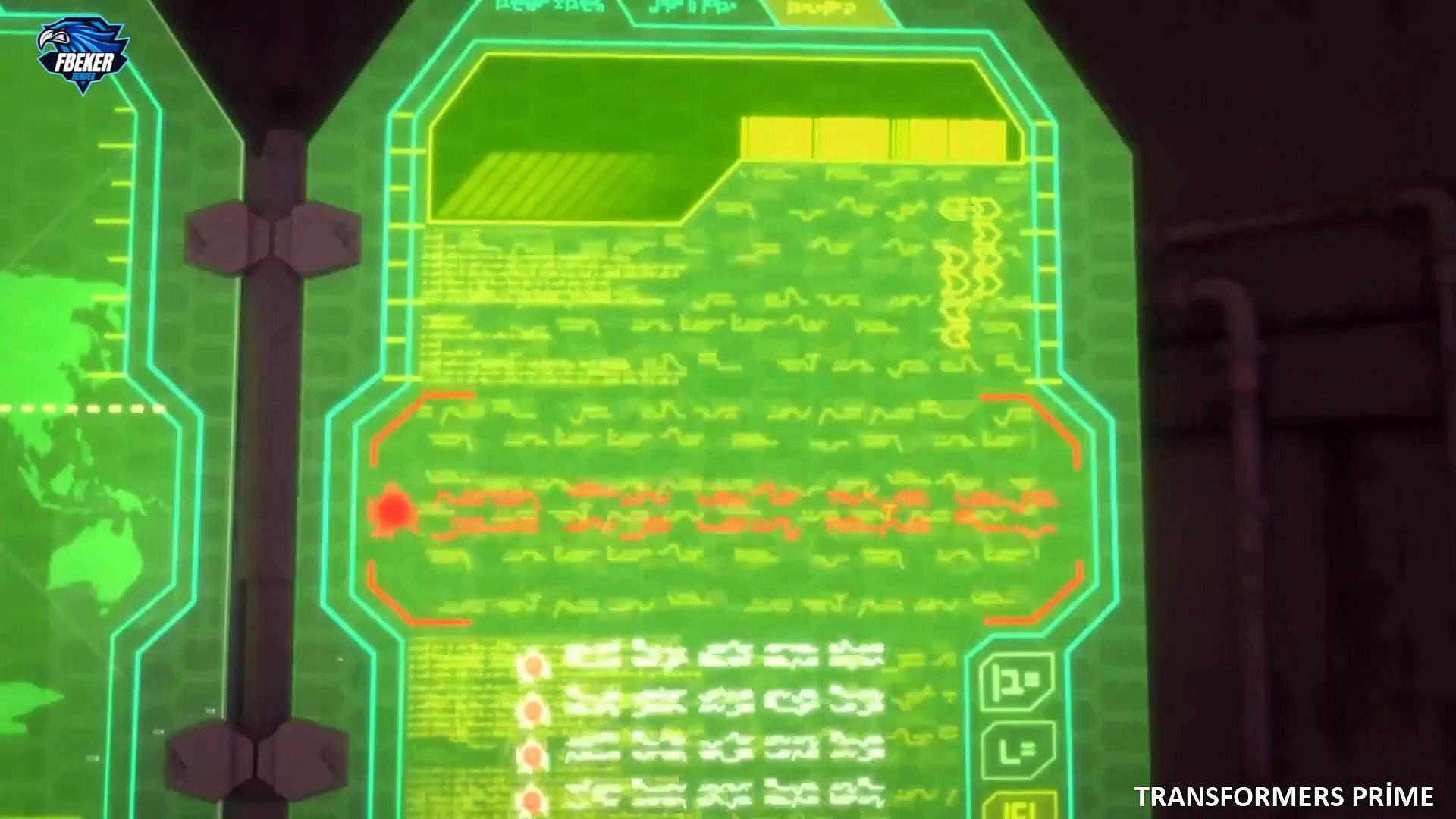 Transformers Prime 47.Bölüm Alpha Omega Full Hd