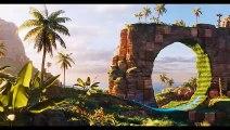 Fluffy Sonic Scene - SONIC THE HEDGEHOG (NEW 2020) Movie CLIP 4K