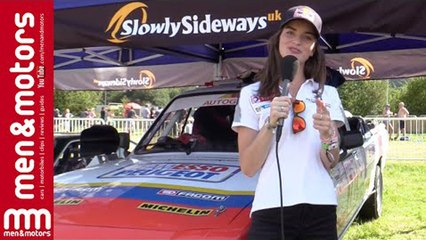 Rally Driver Catie Munnings Interview - Carfest South 2019