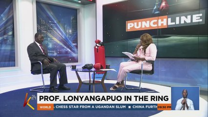 Lonyangapuo: Rift Valley is not about Gideon and Ruto