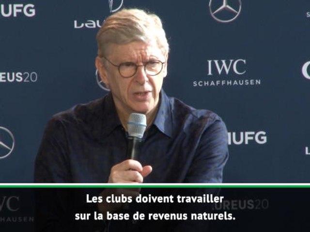"""FPF - Wenger : """"City ? Les clubs doivent être punis, mais...''"""