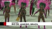 """Brezilya: Rio Karnavalı'na hazırlıklar """"arınma töreni""""yle başladı"""