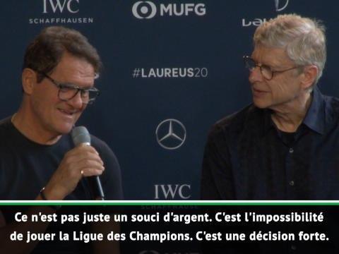 Fair-Play Financier - Retirer les titres de City ? Capello ironise : ''Avec la Juventus, j'en sais quelque chose...''