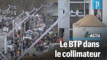 Extinction Rébellion bloque des cimenteries pour dénoncer la pollution du BTP