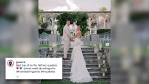 JJ Watt and Kealia Ohai Get Married In Bahamas