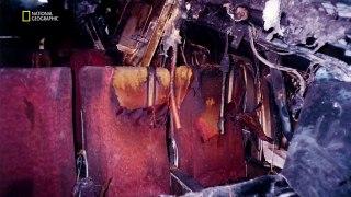 Uçak Kazası Raporu S20E01 Explosive Touchdown