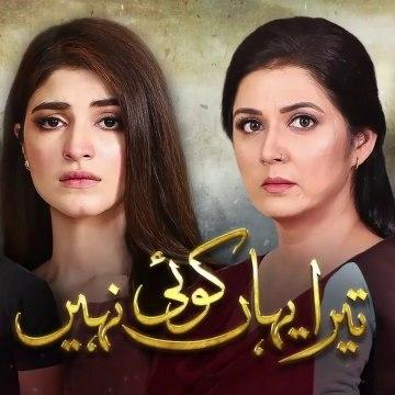 Tera Yahan Koi Nahin - Episode 15 - HUM TV Drama - 17 February 2020