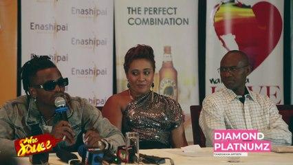 Diamond Platnumz Speaks On Music Censorship; KFCB and its Impact on Kenya's Music Industry