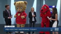 PBS Kids Day in downtown Phoenix