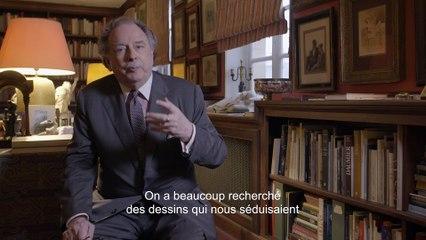 Entretien avec Louis-Antoine Prat | La Force du dessin | Petit Palais