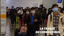 Face au coronavirus, les techniques policières des chercheurs pour identifier les infectés
