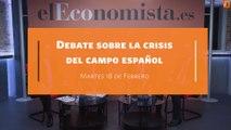 Debate sobre la crisis del campo español