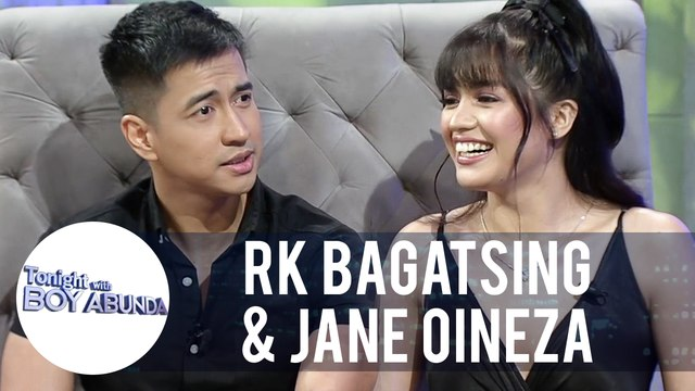 Jane and RK talk about their upcoming movie, 'Us Again' | TWBA
