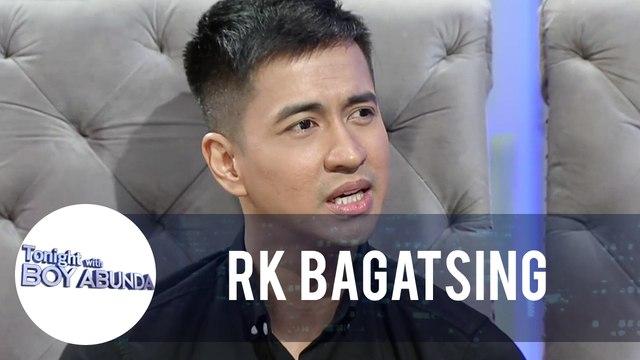 RK Bagatsing on his breakup with non-showbiz girlfriend | TWBA
