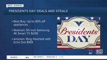 Presidents Day deals!