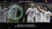5 things - Marseille continue unbeaten Ligue 1 run