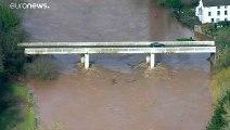 Tempête Dennis : inondations au Royaume-Uni