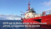 Chercheur: le réchauffement accentué en Antarctique