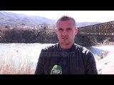 Pranvera e ndotur e Shkumbinit! Fshatrat shkarkojnë mbetjet direkt në lumë